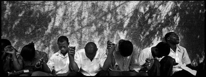 In the weeks after the quake, Haitians turn - as they always do - to prayer and faith as the catalyst for their healing.