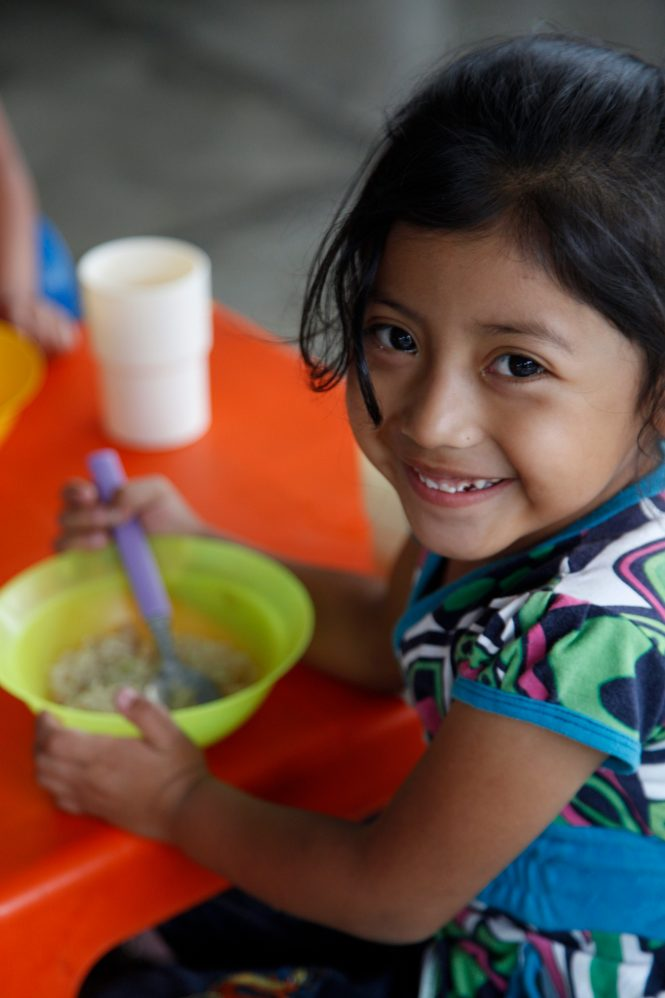 Casa Nino Esperanza in Guatemala City.Cross International and Cross Catholic Outreach trip to Cuilapa and Guatemala City, Guatemala, April 2016.Photo by Benjamin Rusnak