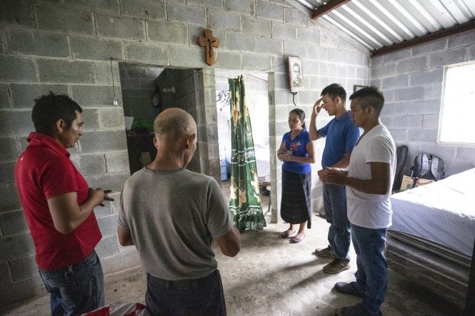 A communications/marketing trip to the Diocese of Santa Rosa in Cuilapa, Guatemala.