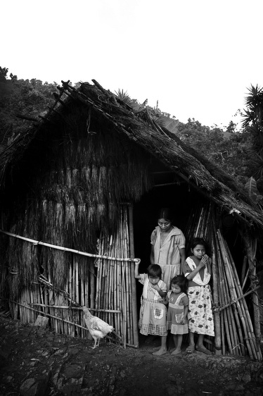 Guatemala Malnutrition - Rural Life